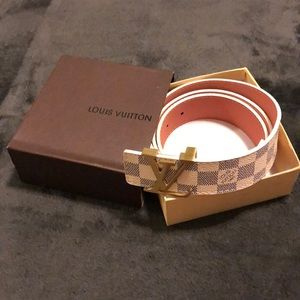 Louis Vuitton Initiales 40MM Belt